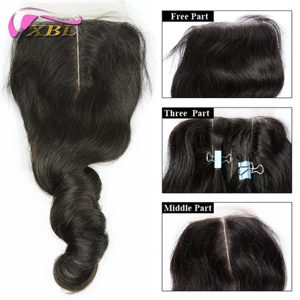 xbl Loose wave Lace closure